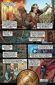 Eva: Daughter of the Dragon: One-Shot