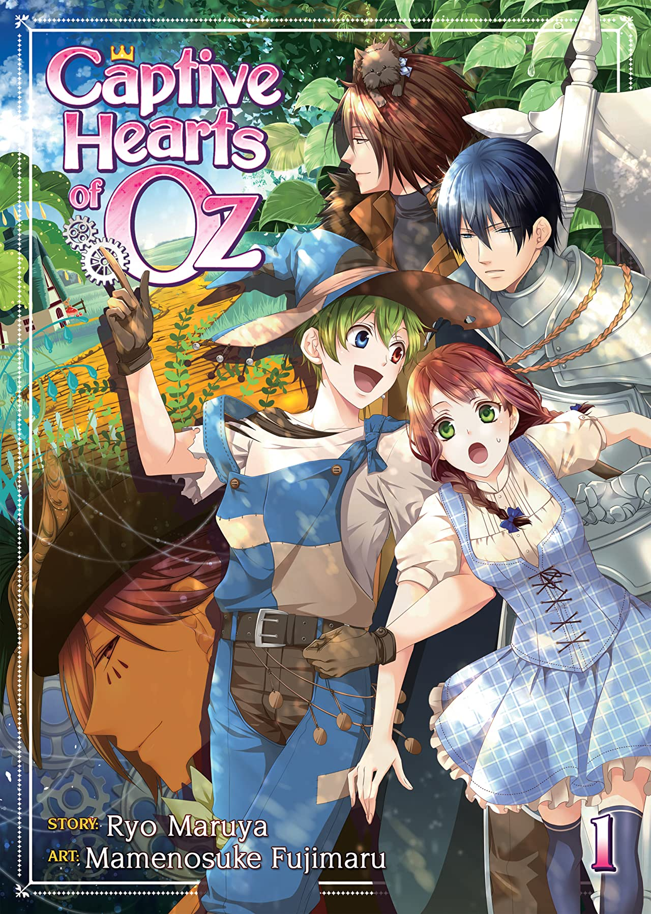 Captive Hearts of Oz Vol. 1
