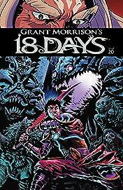 Grant Morrison's 18 Days #20