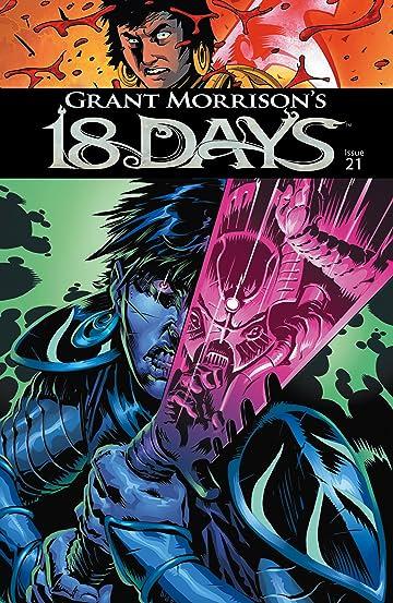 Grant Morrison's 18 Days #21