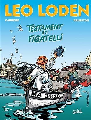 Léo Loden Tome 10: Testament et figatelli