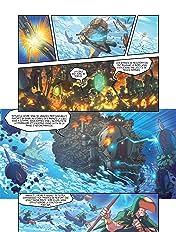 Azur Vol. 3: La Déesse orc