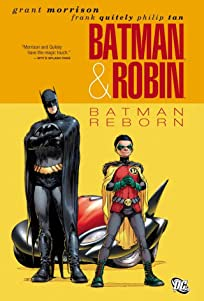 Batman and Robin (2009-2011) Tome 1: Batman Reborn