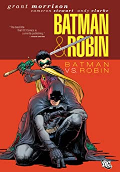 Batman and Robin (2009-2011) Tome 2: Batman vs. Robin