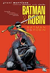 Batman and Robin (2009-2011) Vol. 2: Batman vs. Robin