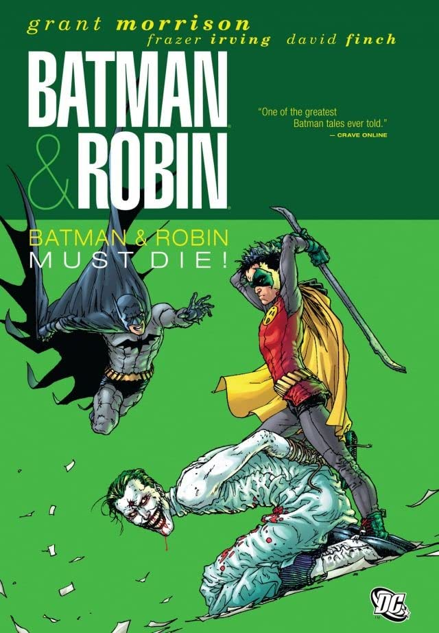 Batman and Robin (2009-2011) Vol. 3: Batman & Robin Must Die!