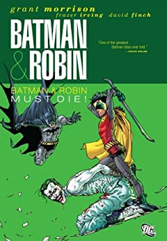 Batman and Robin (2009-2011) Tome 3: Batman & Robin Must Die!