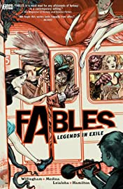 Fables Tome 1: Legends in Exile