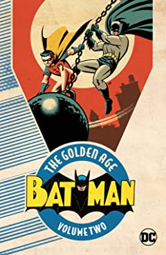 Batman: The Golden Age Tome 2