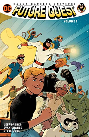 Future Quest (2016-) Vol. 1