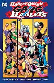 Harley Quinn and Her Gang of Harleys (2016)