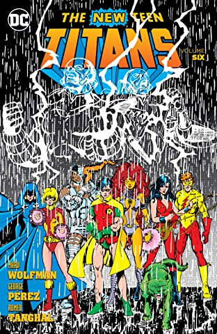 New Teen Titans (1980-1988) Tome 6