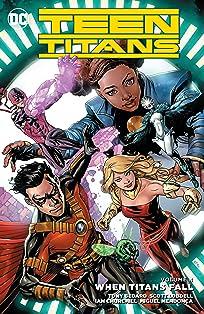 Teen Titans (2014-2016) Vol. 4: When Titans Fall