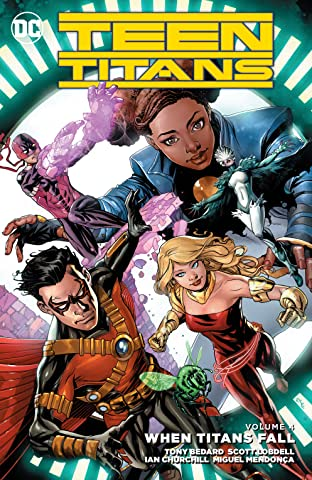 Teen Titans (2014-2016) Vol. 4: When Titans Fall