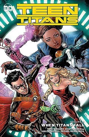 Teen Titans (2014-2016) Tome 4: When Titans Fall