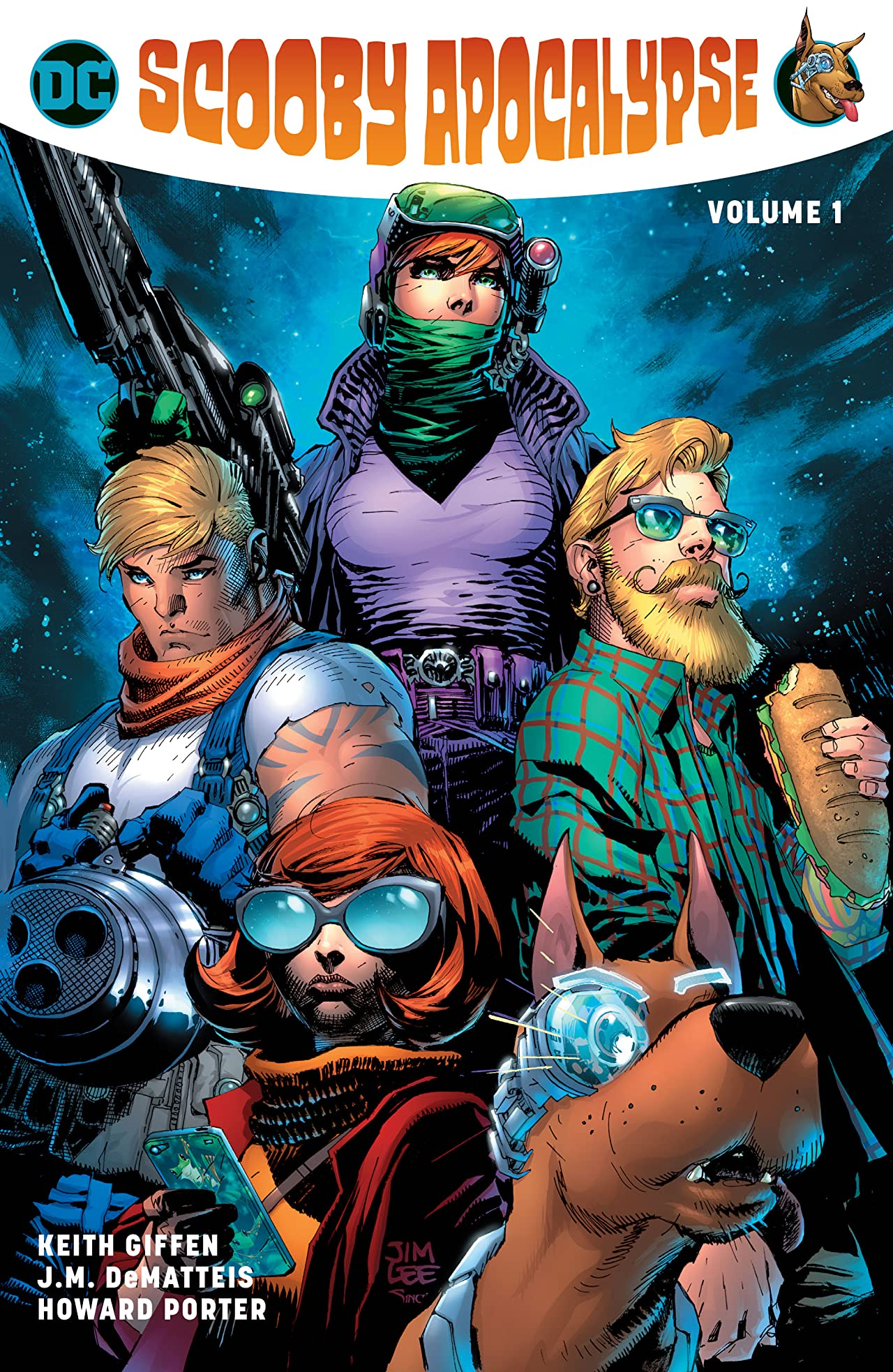 Scooby Apocalypse (2016-) Vol. 1