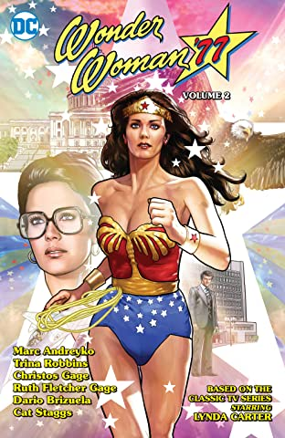 Wonder Woman '77 (2015-) Vol. 2