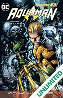 Aquaman (2011-2016) Vol. 1: The Trench