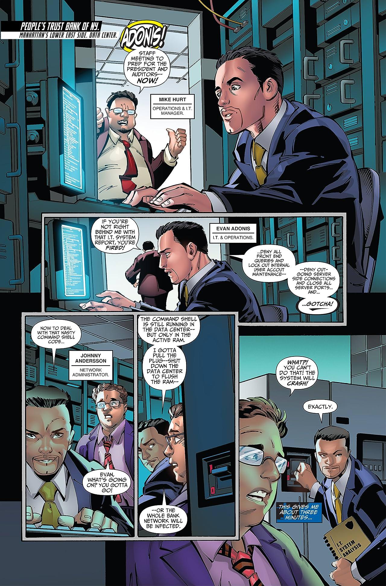 I.T. - The Secret World of Modern Banking #1