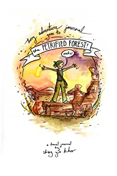 Tiny Adventure Journal: Petrified Forest