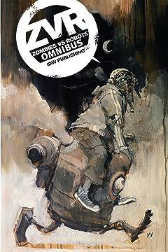 Zombies vs Robots: Warbook Omnibus