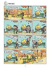 Planète Gaspard Vol. 2: Un amour de Lilas