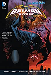 Batman and Robin (2011-2015) Vol. 1: Born To Kill