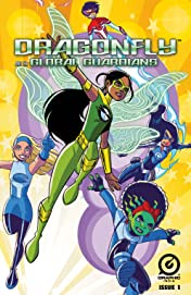 Dragonfly and the Global Guardians #1