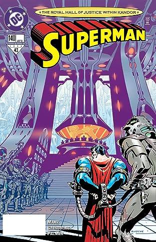 Superman (1987-2006) #140