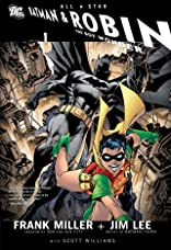 All Star Batman and Robin, The Boy Wonder Vol. 1