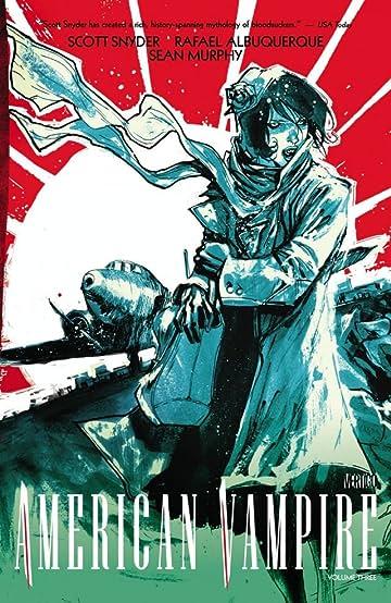 American Vampire Tome 3