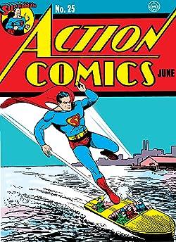 Action Comics (1938-2011) #25