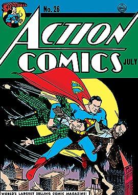 Action Comics (1938-2011) #26