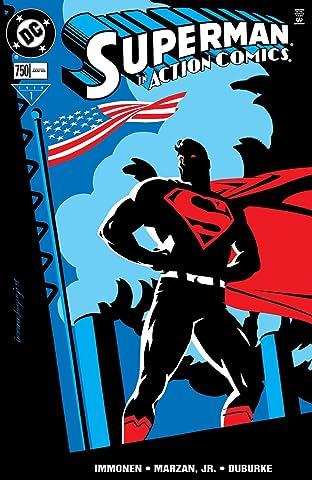 Action Comics (1938-2011) #750