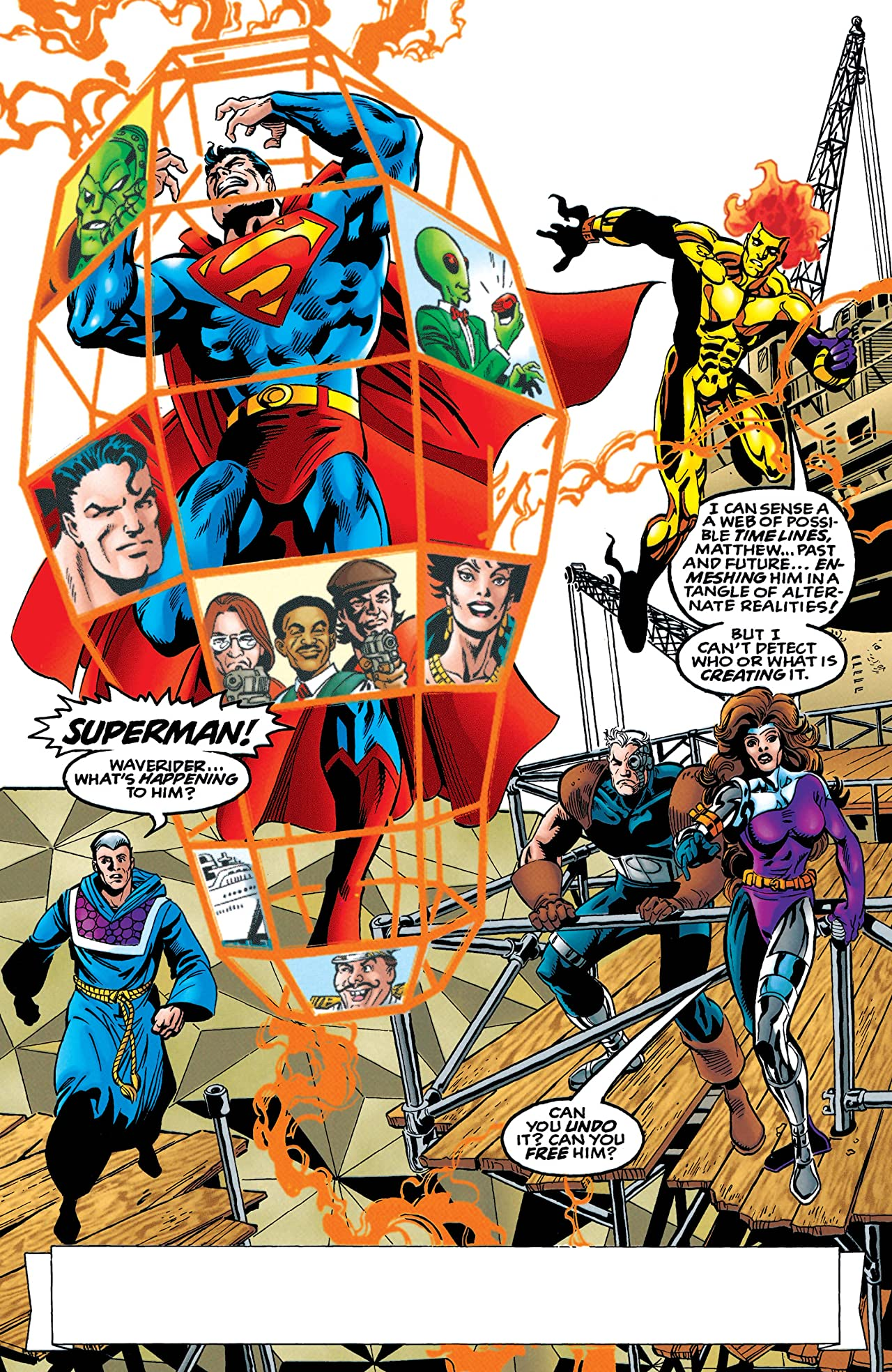 Superman: The Man of Steel (1991-2003) #83