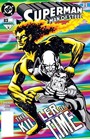 Superman: The Man of Steel (1991-2003) #83
