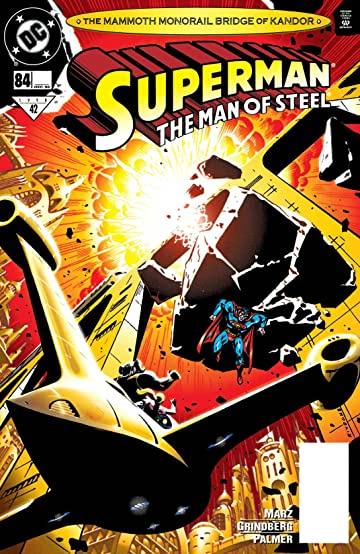 Superman: The Man of Steel (1991-2003) #84