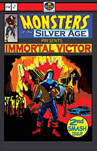 Monsters Of The Silver Age #2