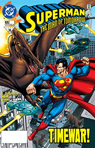 Superman: The Man of Tomorrow (1995-1999) #11