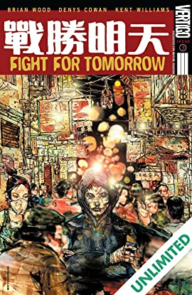 Fight For Tomorrow (2002-2003) #3