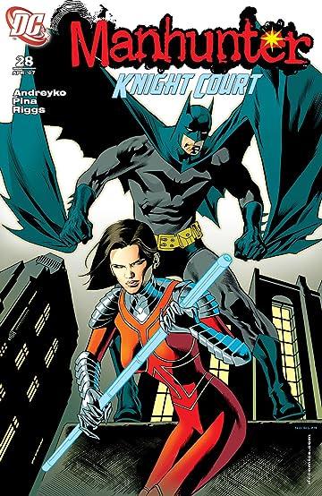 Manhunter (2004-2009) #28
