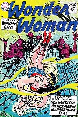 Wonder Woman (1942-1986) #117