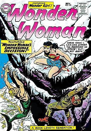Wonder Woman (1942-1986) #118