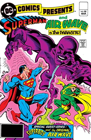 DC Comics Presents (1978-1986) #55