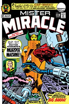 Mister Miracle (1971-1978) #5