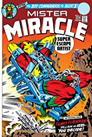 Mister Miracle (1971-1978) #6