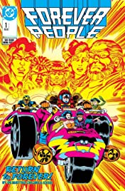 Forever People (1987-1988) #1