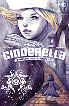 Cinderella: Fables are Forever No.6 (sur 6)