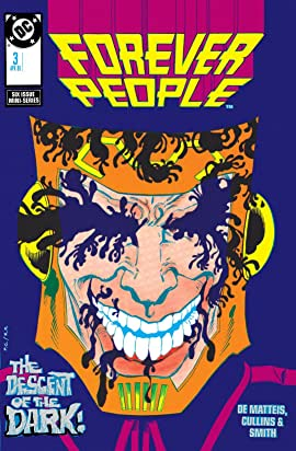Forever People (1987-1988) #3