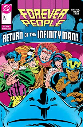 Forever People (1987-1988) #5